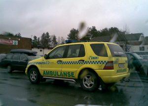 Stuttulanse (stutt ambulanse)