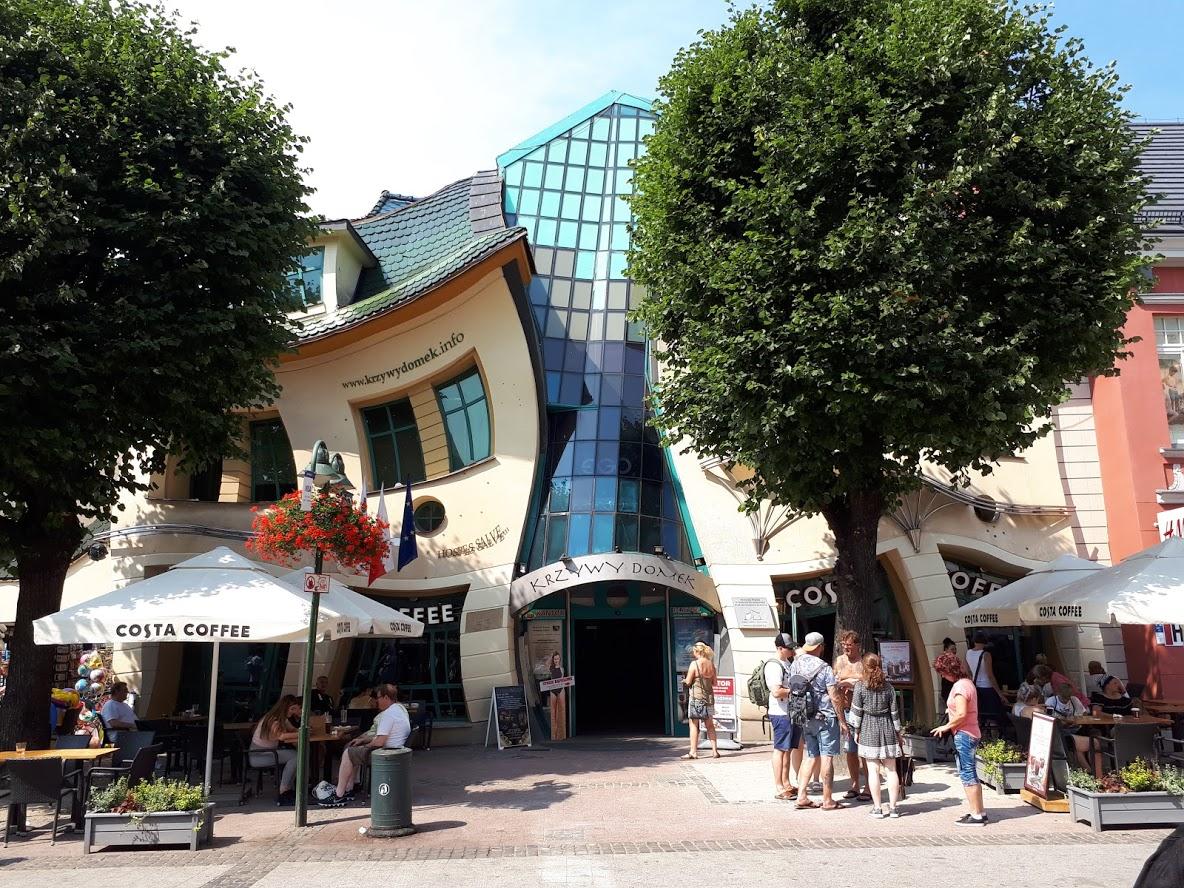 Polsk turistatraksjon